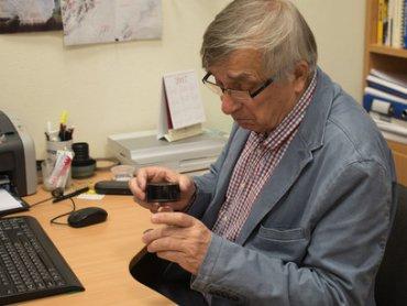 Минерал, открытый российскими исследователями, получил имя в честь профессора УрФУ
